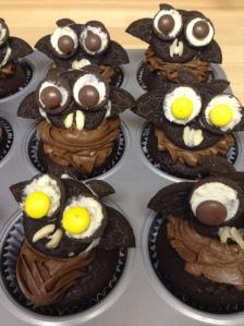 Nutella Cupcakes (31 OKtober) (8)